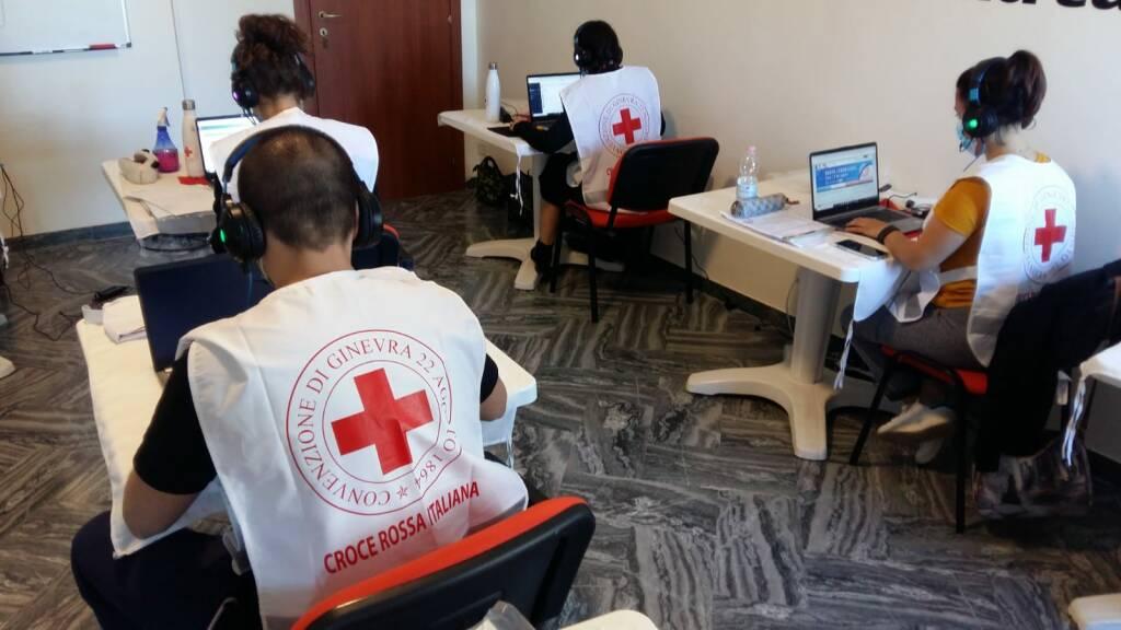 Croce rossa indagine sierologica