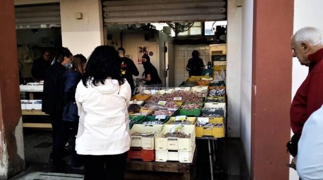 Mercato del pesce Termoli