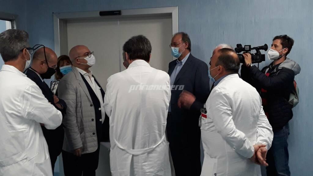 Ospedale Cardarelli Campobasso ambulanza tac radiodiagnostica