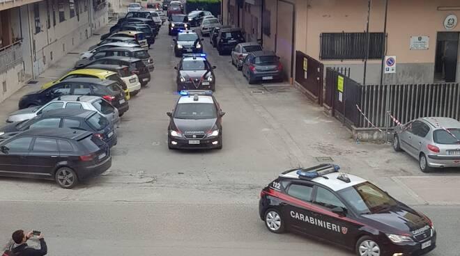 piazza pulita carabinieri bojano