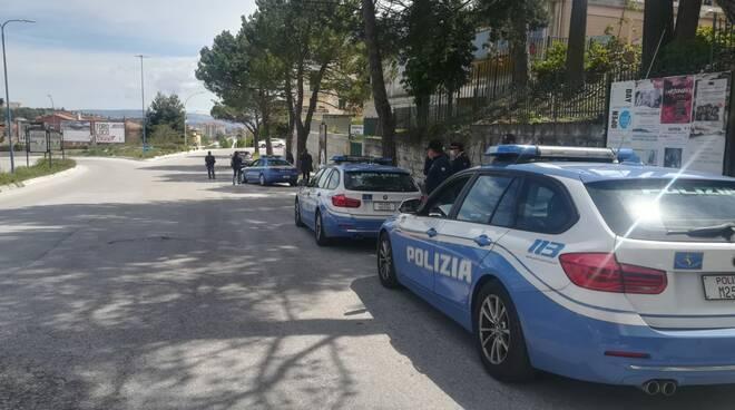polizia pattuglie