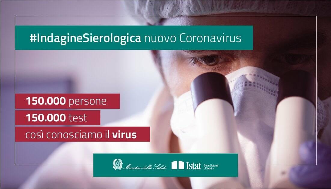 sierologici ministero salute istat