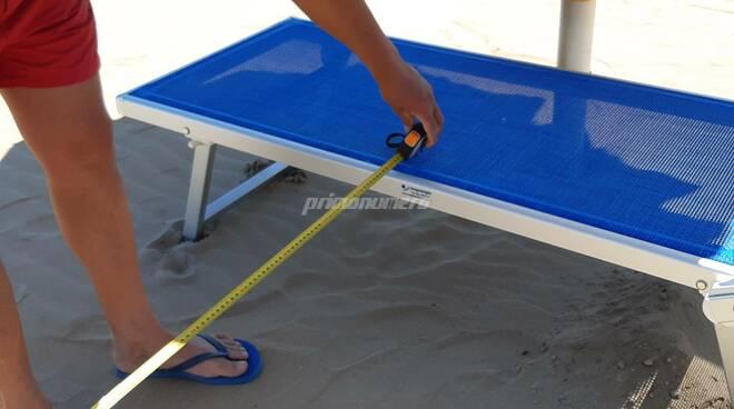 Spiaggia Lidi al lavoro per riaprire
