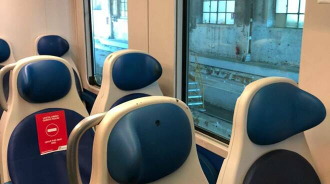 treni covid ferrovie