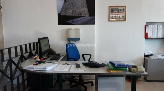 Ufficio cultura e turismo alla Torretta