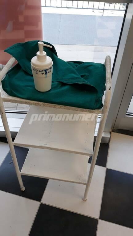 All'ospedale Cardarelli riprendono le visite