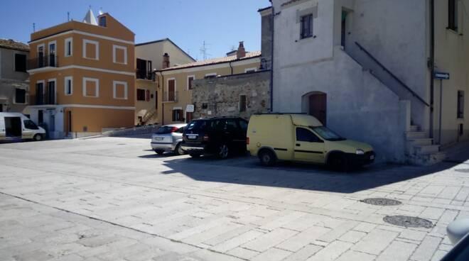 auto nel borgo termoli ztl