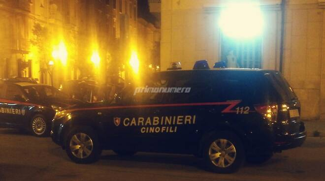 carabinieri cinifoli piazza pulita