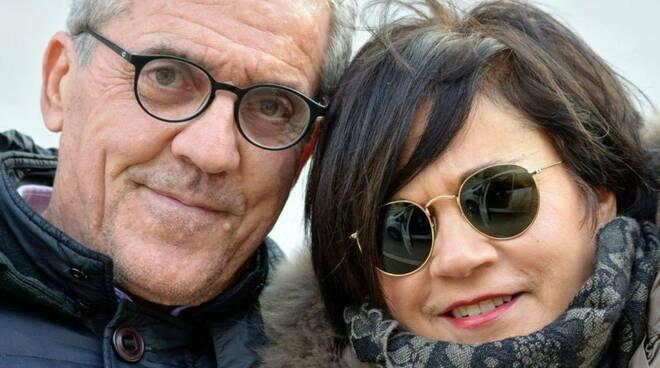 25 anni di matrimonio per Antonio e Rina