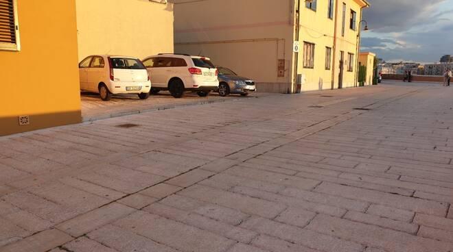 Parcheggi nel borgo vecchio
