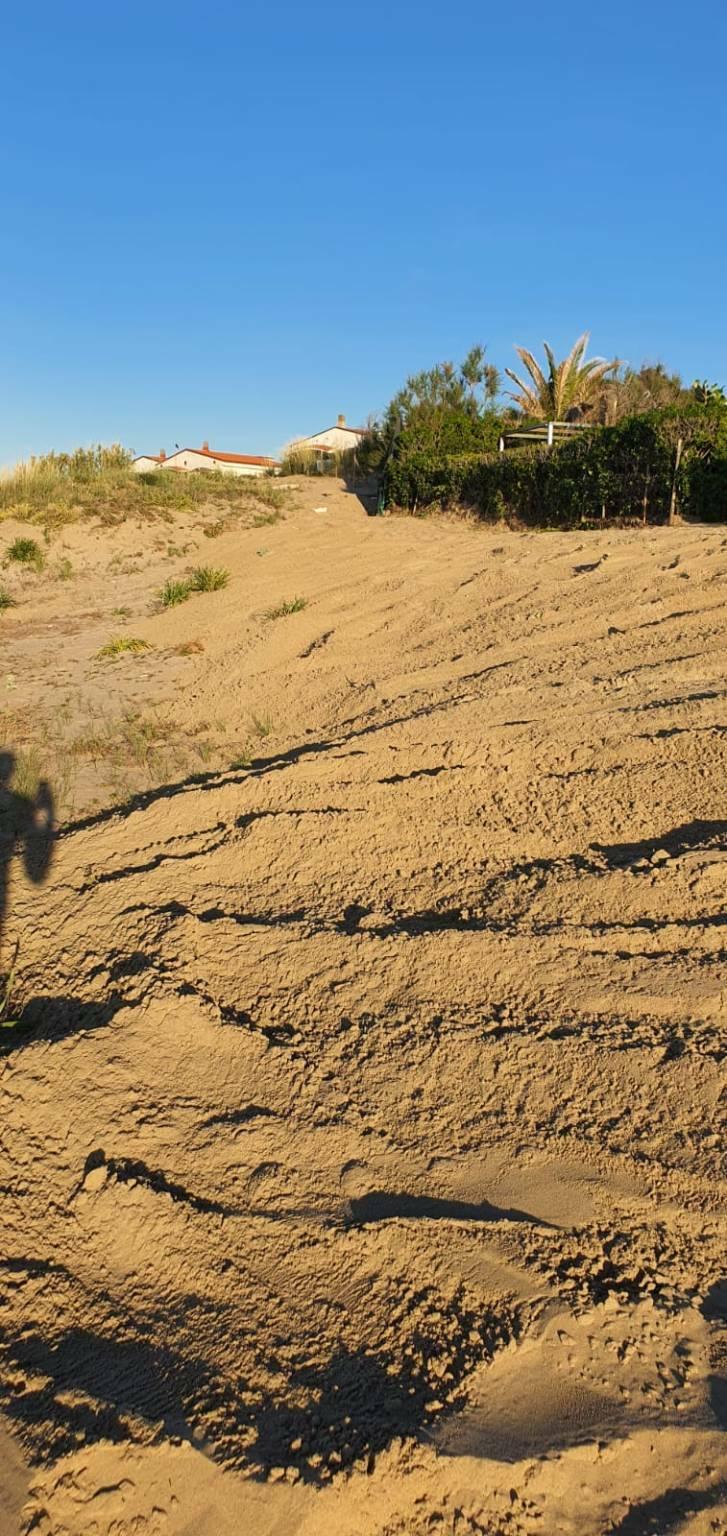 duna spianata Termoli nord