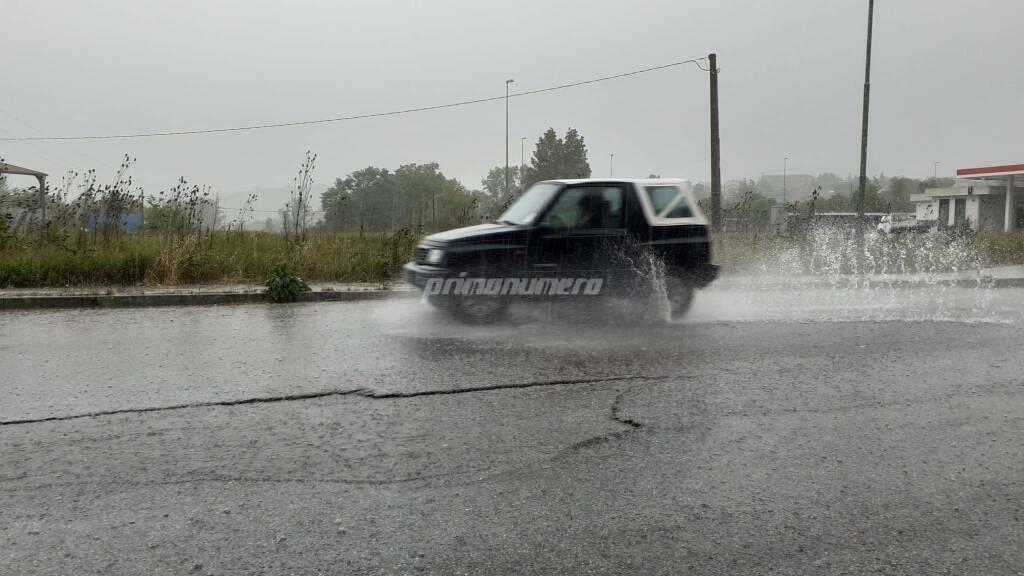 Maltempo Campobasso 5 giugno pioggia