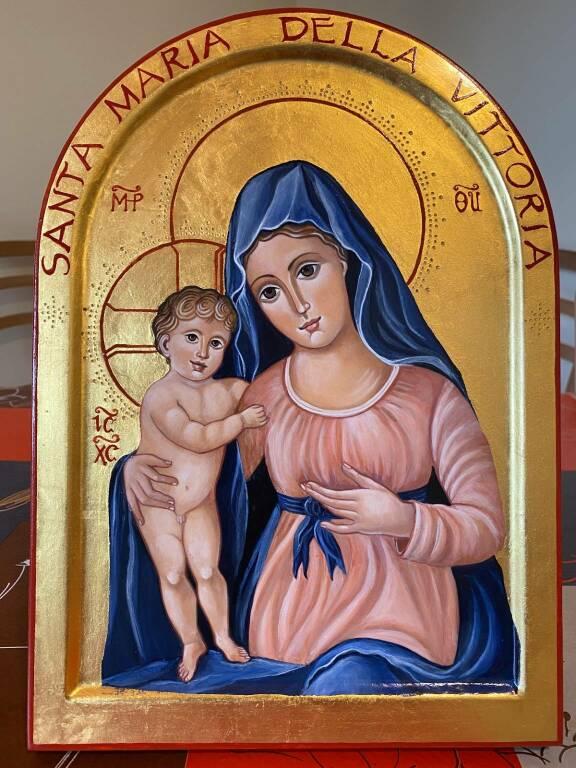 Icona per il Papa