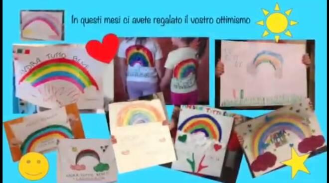 video scuola portocannone