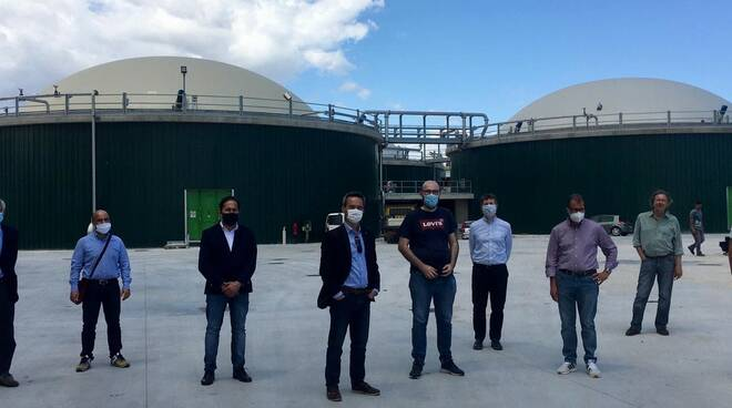 impianto biometano guglionesi