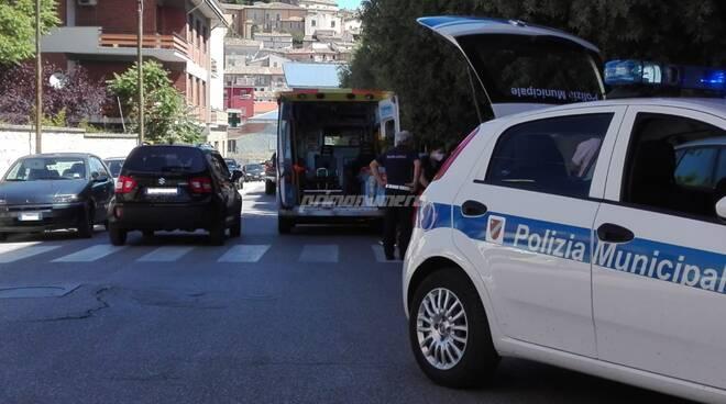 via Milano Campobasso 118 Polizia Municipale