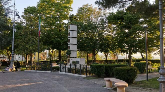 Guglionesi Castellara villa comunale