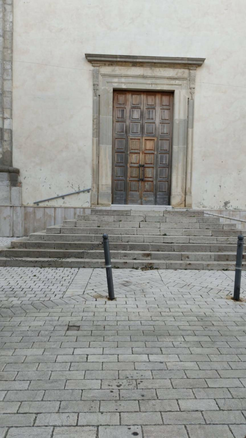 montecilfone serbatoio chiesa gente terremoto 29 giugno 2020