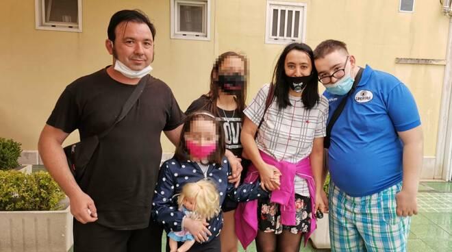 Pasqualino Ceglie famiglia bambini strappati