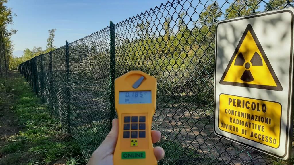 pozzi radioattivi