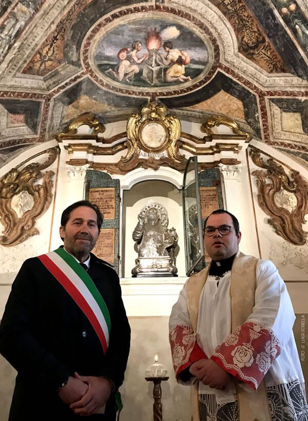 sindaco parroco Guglionesi