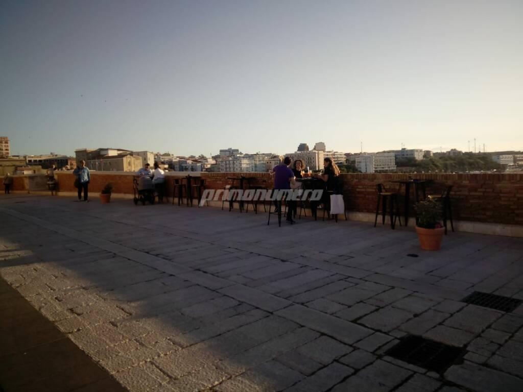 Tavolini dehors borgo Termoli