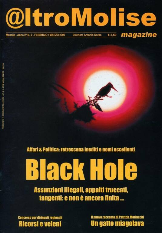 altromolise magazine