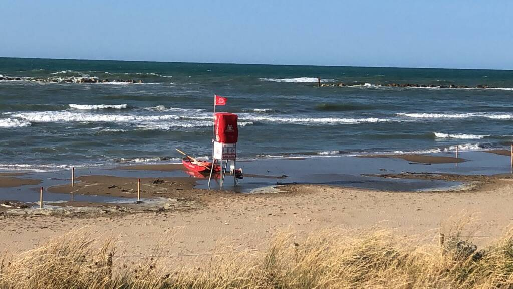 bagnino torretta bagnino spiaggia libera termoli