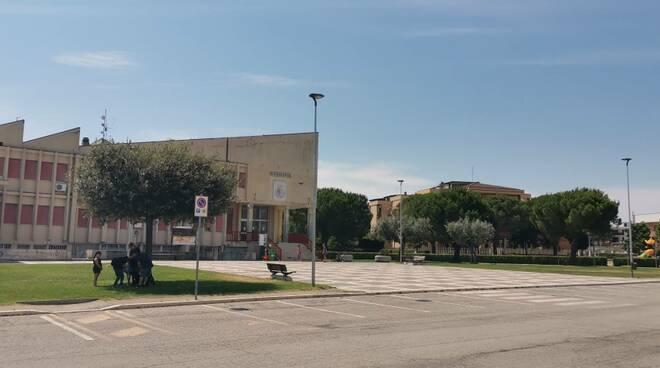 Campomarino centro urbano