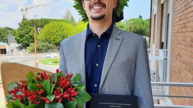 Laurea in Ingegneria e Scienze Informatiche per Pierdomenico Pistilli