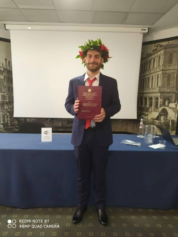 Laurea di Antonio Perfetto