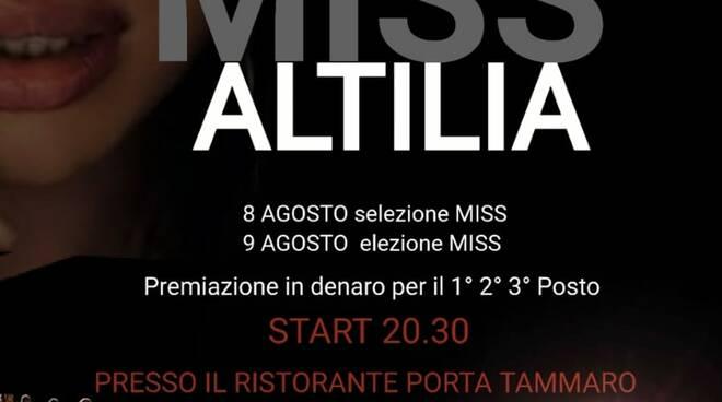 Miss Altilia
