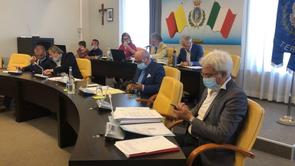 consiglio comunale Termoli 29 luglio 2020