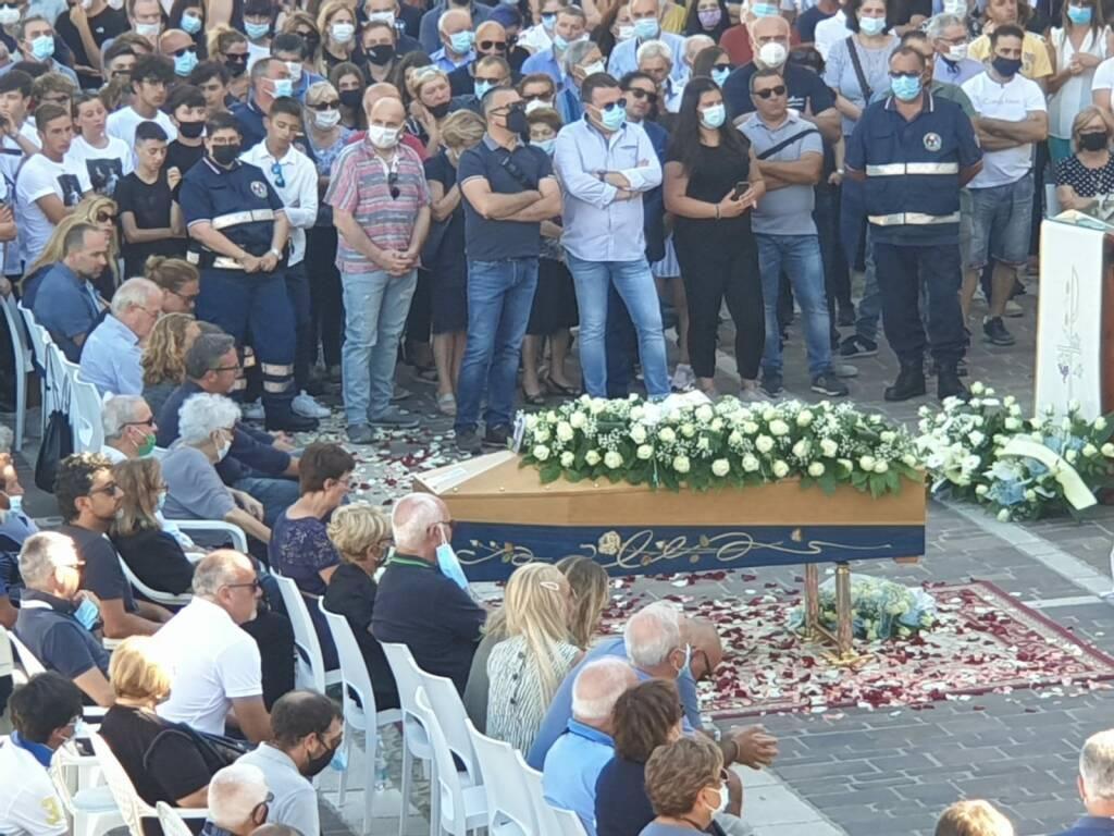 Funerali Paolo portocannone