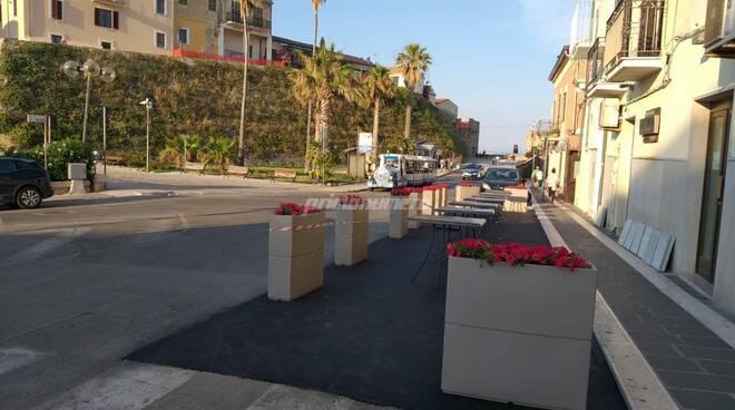 asfalto per dehors termoli via roma