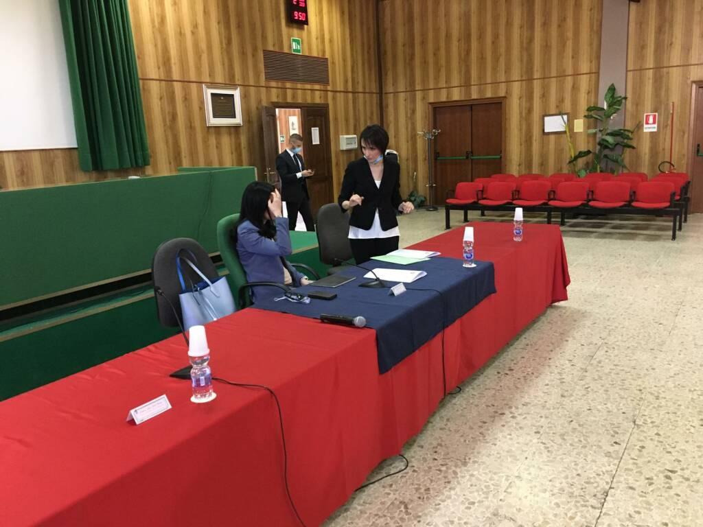 Ministro Lucia Azzolina Anna Paola Sabatini