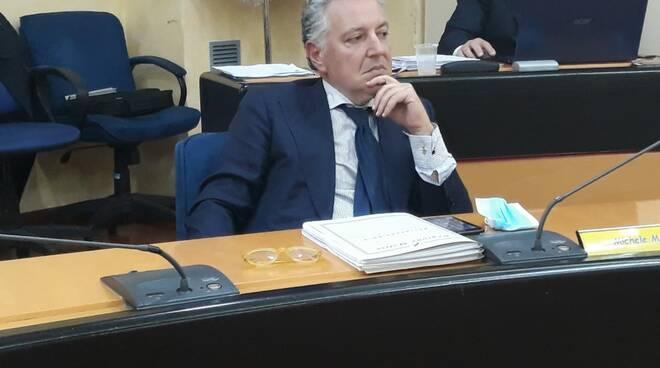 Michele Marone consiglio regionale sfiducia 7 luglio 2020