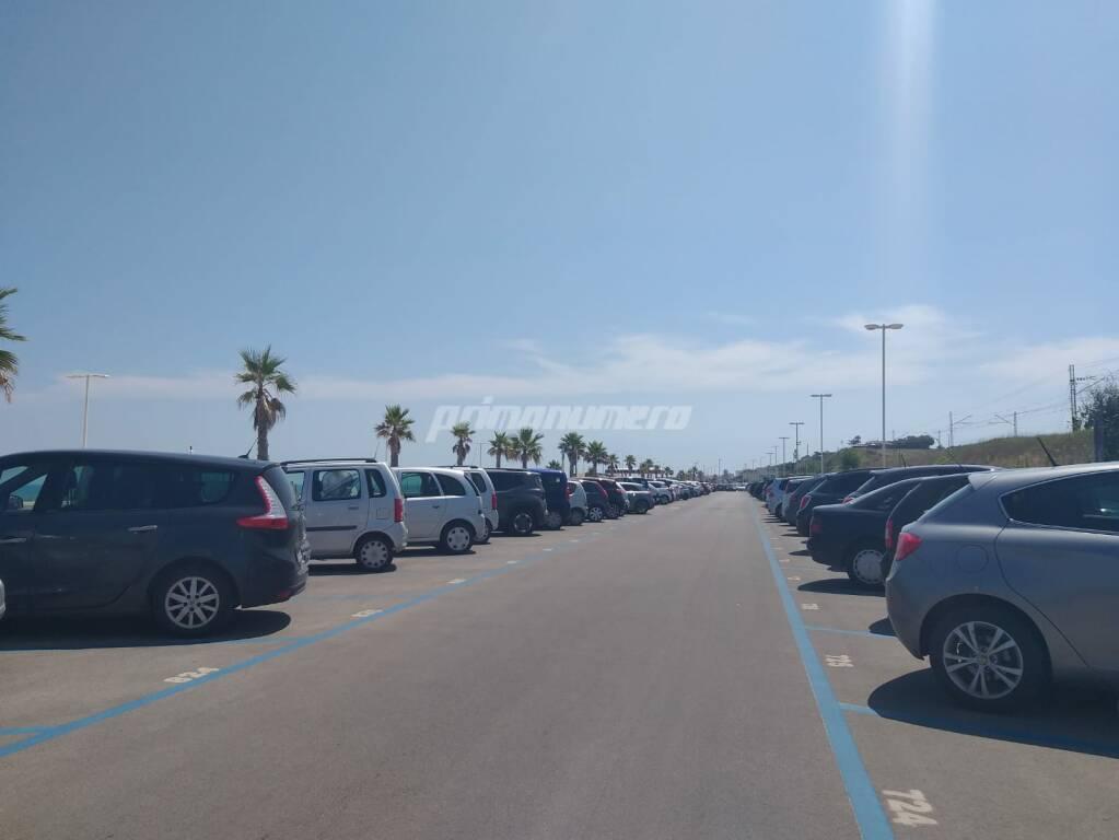 parcheggio lungomare via amerigo vespucci