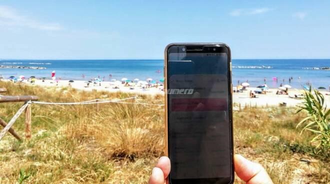 app quantisiamo spiaggia termoli