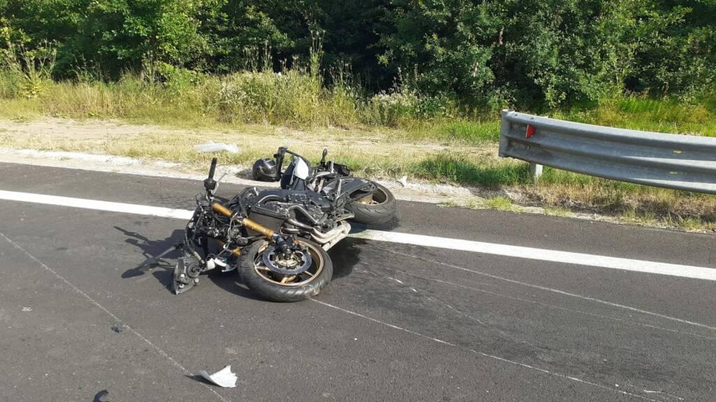 incidente moto bifernina