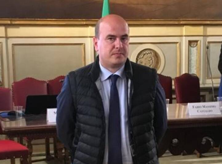 Armandino d'Egidio consiglio regionale