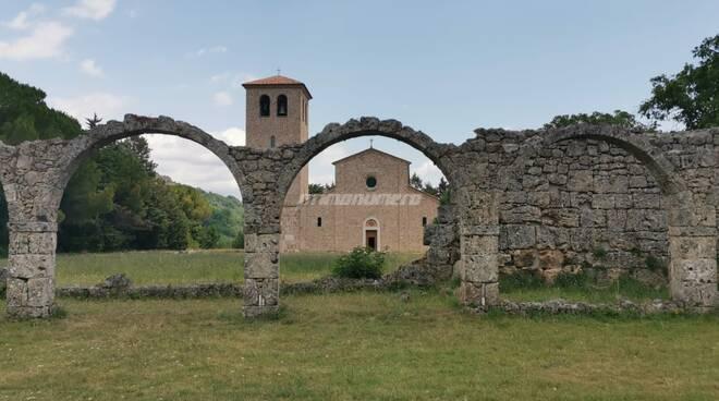 San Vincenzo al Volturno Abbazia
