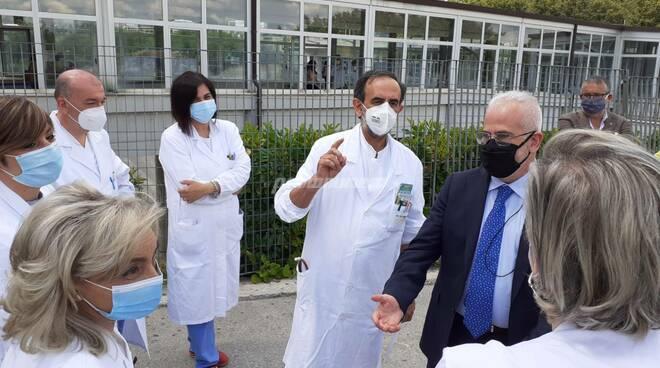 Consegna parrucche oncologiche Cardarelli Giglio Florenzano