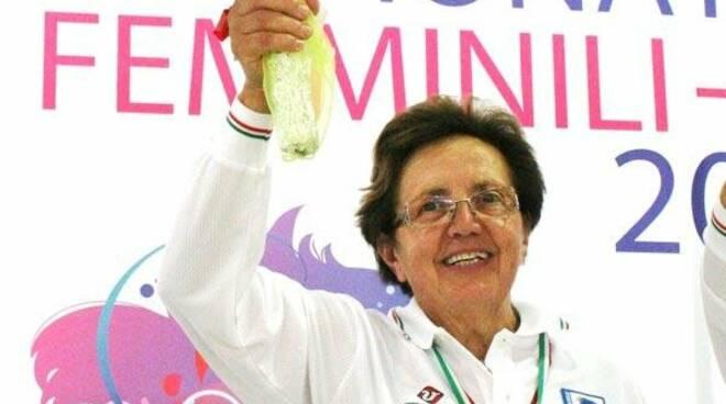 Ines Sabbatinelli (mamma di Neri Marcorè)