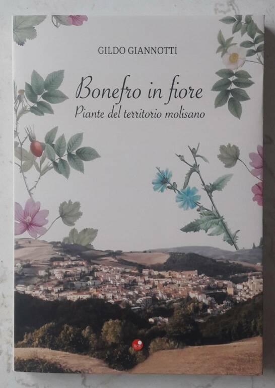 libro bonefro in fiore