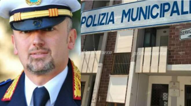 nuovo capo vigili urbani campobasso polizia municipale Luigi Greco