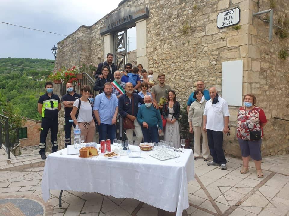 turisti a san giovanni in galdo