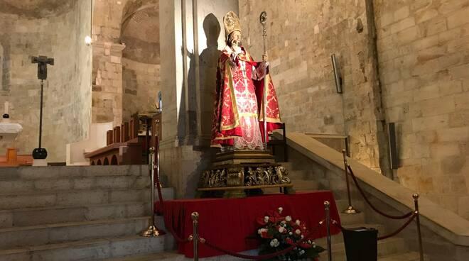 stata san basso cattedrale termoli