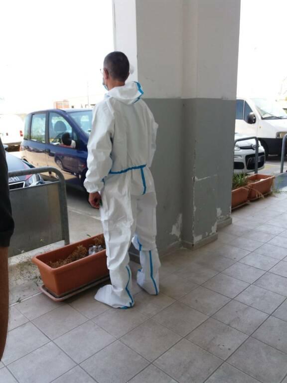 sweet dreams campomarino arrivo migranti tamponi