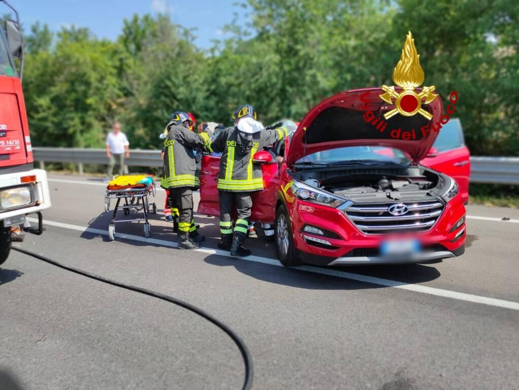incidente auto fondovalle tappino pietracatella